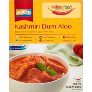 Ashoka Kashmiri Dum Aloo Medium (Mancarica de Cartofi in Curry) 280g