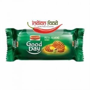 BRITANNIA Good Day Pista - Almond Cookies (Fursecuri cu Fistic si Migdale) 72g