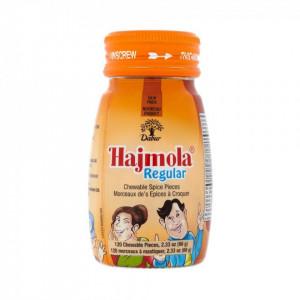DABUR Hajmola Reg (Pastilute Indiene Digestive) 120tbs