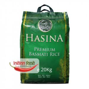 Hasina Premium Basmati Rice (Orez Basmati Superior) 20kg