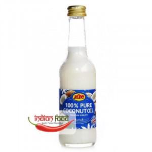 KTC Coconut Oil (Ulei de Cocos Pur) 250ml