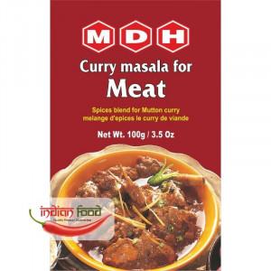 MDH Meat Curry Masala (Condimente pentru Carne de Porc/Miel/Vita) 100g