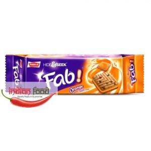 PARLE Hide & Seek Fab Orange (De-a v-ati ascunselea Biscuiti Aroma de Portocale si Fulgi de Ciocolata) 112g