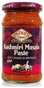 PATAK Kashmiri Masala Paste (Pasta Kashmiri Masala) 295g