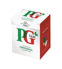 PG TIPS TEA BAGS ORIGINAL 40'S