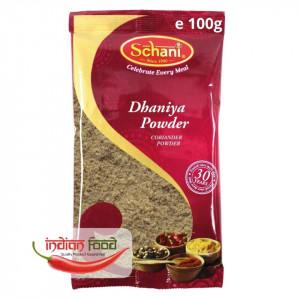 Schani Coriander Dhaniya Powder (Coriandru Macinat) 100g