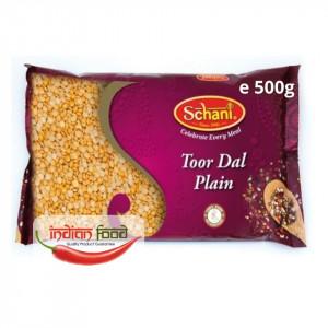 Schani Toor Dal (Linte Galbena Toor) 500g
