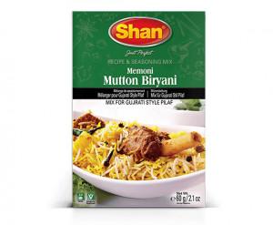 SHAN Mutton Biryani (Condiment pentru Orez cu Carne de Miel Biriyani) 60g