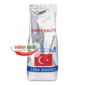 Super Kalite Bayrakli Kahve Turkish Coffee (Cafea Turceasca Macinata) 250g