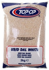 Top Op Urid Dal Washed (Linte Alba Fara Coaja Urid) 2kg