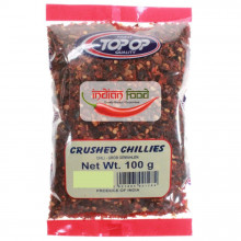 TopOp Chillie Crushed 100g