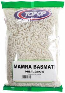 TOPOP Mamra Basmati/Puffed Rice (Orez Expandat) 200g