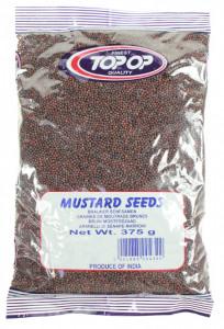 TOPOP Mustar Seeds Brown (Seminte de Mustar Maro) 375g