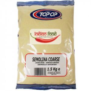 TopOp Semolina Coarse (Faina Integrala dura de Semolina) 1.5kg