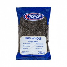TOPOP Urid Whole Black (Linte Neagra Bob Intreg Urid) 500g