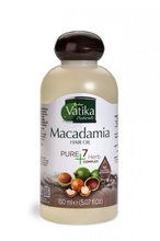 VATIKA HAIR OIL MACADAMIA 150ML