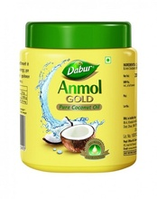 ANMOL Gold Coconut Oil (Ulei de Cocos Anmol Gold) 500ml