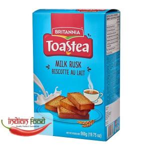 Britannia Cake Milk Rusk 560g