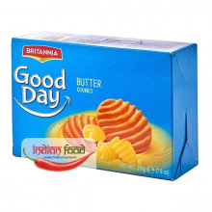 BRITANNIA Good Day Butter Cookies (Fursecuri cu Unt) 216g