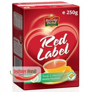 Brooke Bond Red Label Loose Tea (Ceai Negru Varsat Red Label) 250g