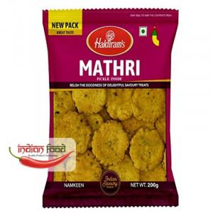 HALDIRAM Mathari (Snacks Indian Mathari ) 200g