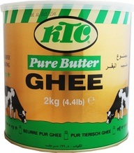 KTC Butter Ghee (Ulei Indian - Unt) 2kg