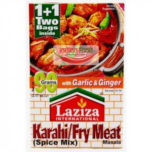 Laziza Karahi/Fry Meat Masala 90g