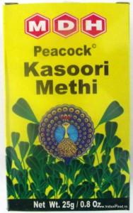 MDH Kasuri Methi (Frunze de Schinduf) 25g