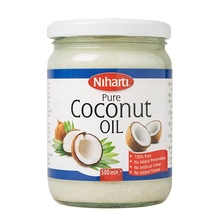 NIHARTI Coconut Oil (Ulei de Cocos) 500ml