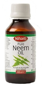 NIHARTI Neem (Ulei de Neem) 100ml