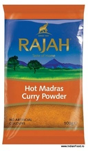 Rajah Hot Madras Curry Powder 100 g