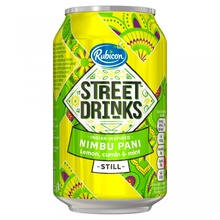 RUBICON STREET NIMBU PANI DRINK 330ML
