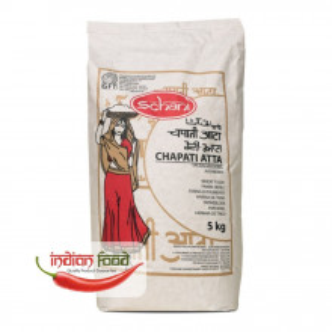 Schani Chapati Atta (Faina pentru Chapati) 5Kg