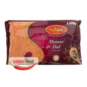 Schani Red Lentils Masoor Dal (Linte Rosie) 500g