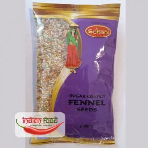 Schani Sugar Coated Fennel Seeds (Fenicul suflat cu Zahar) 400g