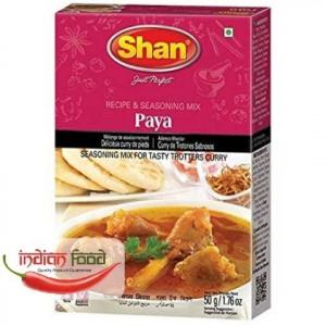Shan Paya Curry (Condiment pentru Carne de Miel in Curry) 50g