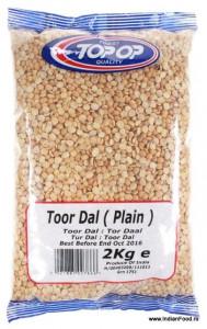 Top Op Toor Dal Plain 2kg