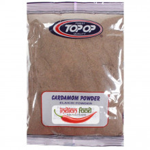 TOPOP Elachi Cardamom Powder (Cardamom Pudra) 100g
