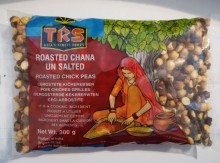 TRS Roasted Chana Unsalted (Naut Prajit Nesarat Chana) 300g