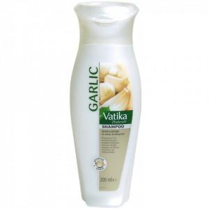 VATIKA Shampoo Garlic (Sampon cu Usturoi) 200ml