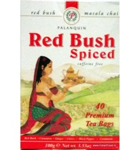 Palan Tea Bags Spiced Redbush (Ceai de Rooibus Condimentat 40 pliculete)