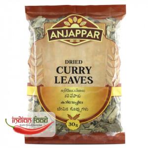 Anjappar Curry Leaves (Frunze de Curry) 30g