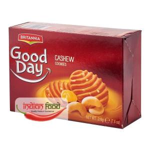 BRITANNIA Good Day Cashew Cookies (Fursecuri cu Caju) 216g
