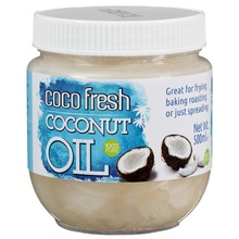 COCOFRESH COCONUT OIL 250ML
