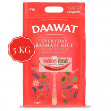 Daawat Everyday Basmati Rice (Orez Basmati Superior) 5kg