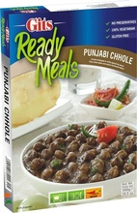 GITS Punjabi Chole (Mancare de Naut) 300g