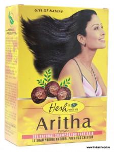 HESH Aritha Powder (Pudra de Aritha) 100g