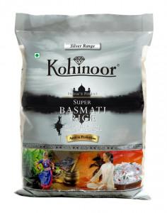Kohinoor Basmati Silver (Orez Basmati) 5kg