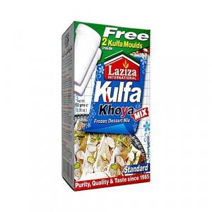 LAZIZA Kulfa Khoya Standard Mix (Inghetata Standard) 152g