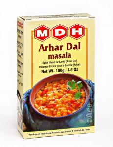MDH Arhar Dal Masala (Condiment pentru Linte Galbena) 100g